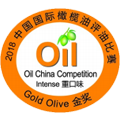 Gold Medal at the 2018 Olive Oil China Competition