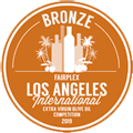BRONZE MEDAL IN LOS ANGELES INTERNATIONAL EXTRA VIRGIN OLIVE OIL COMPETITION 2018