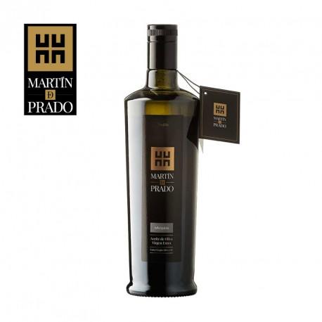 Botella de 750ML de variedad Arbequina 100%