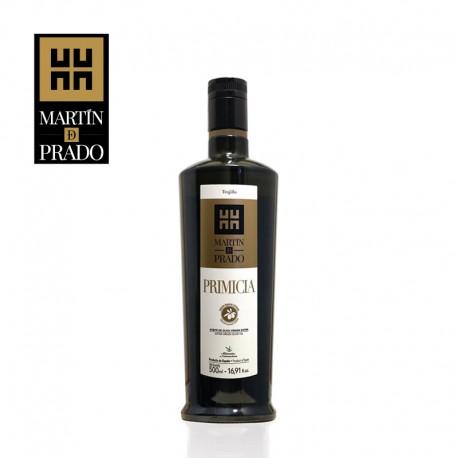 Botella de 500ML AOVE blend PRIMICIA