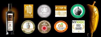 Premios destacados conseguidos por nuestros AOVE